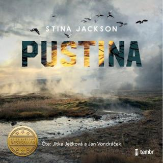 Pustina - Jackson Stina [Audio-kniha ke stažení]